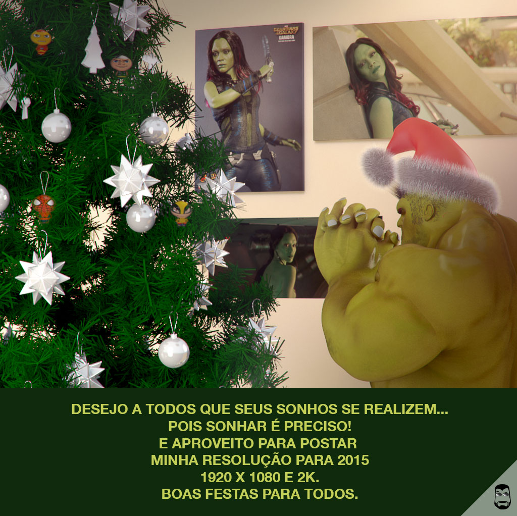Brincadeira de Natal 2014